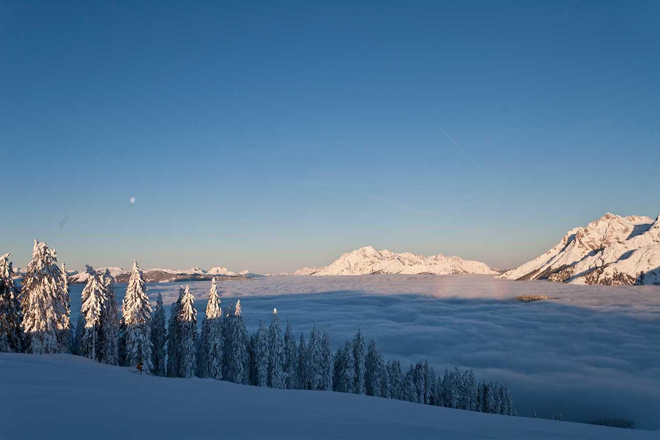 Skiurlaub Wanderhotel Erika