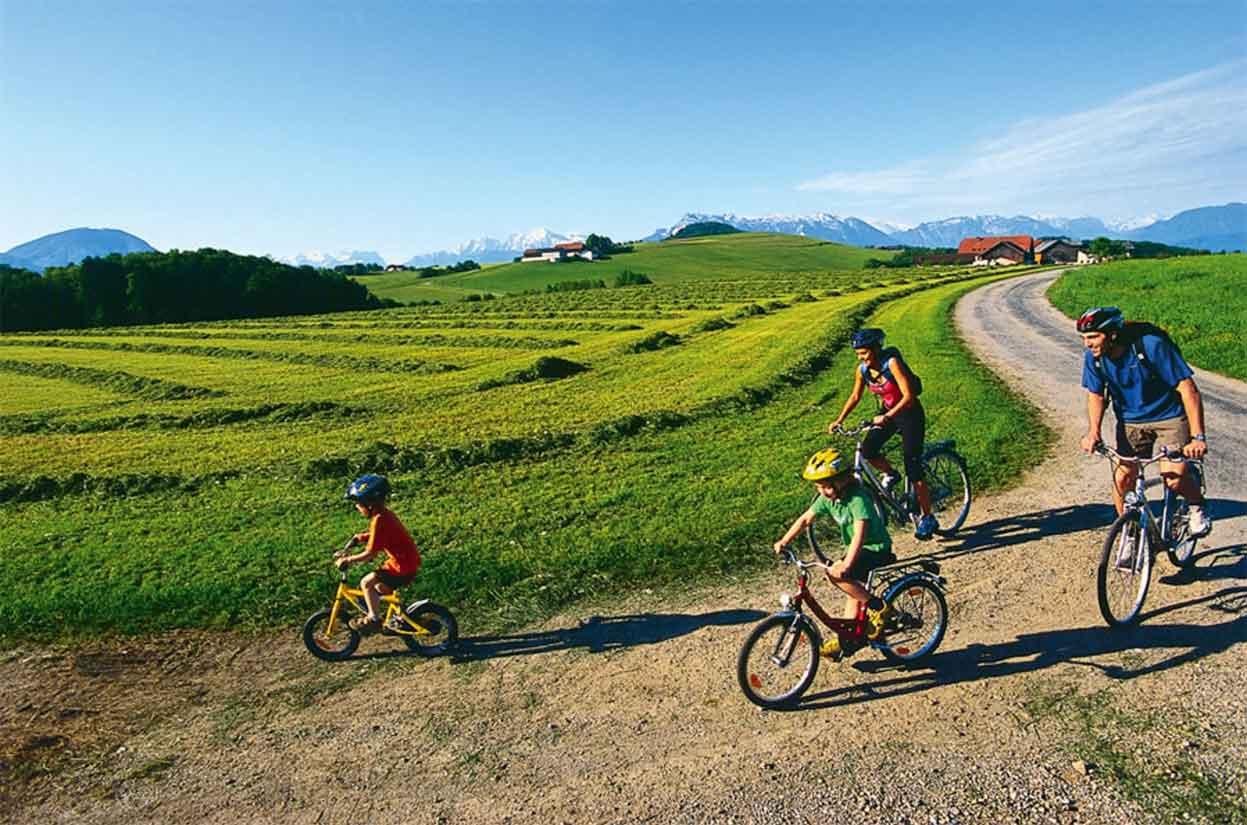 Radfahren in Wagrain