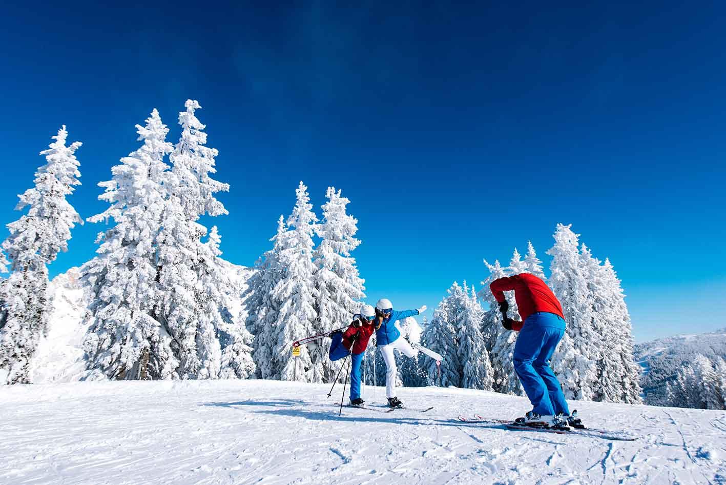 Ski Amade in Wagrain - das Paradies für Familien