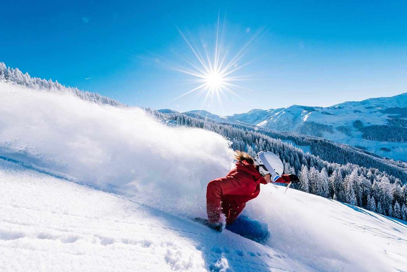 Winterparadies Salzburgerland