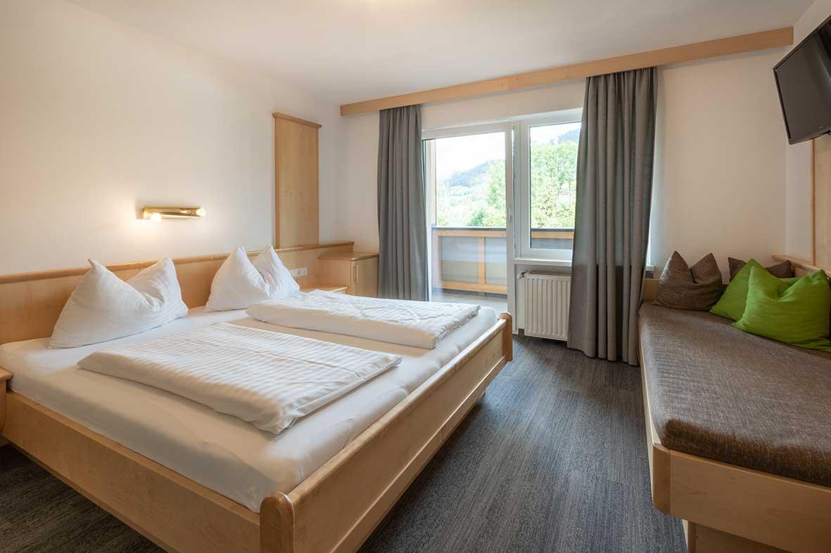 Doppelzimmer Wanderhotel